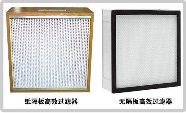 HEPA高效空气过滤网