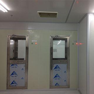 风淋室的检测试验方法