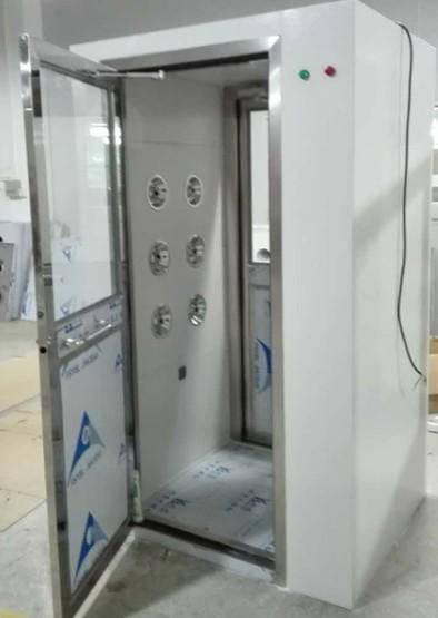 半导体光电子器件行业离不开风淋室