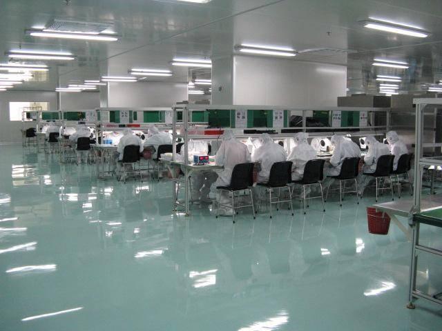 集成电路,精密仪器,医疗卫生,实验室,建工等领域的专业性洁净车间工程